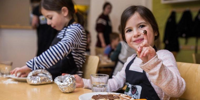 Atelier de Gastronomie – Bucătărici
